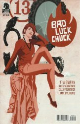 Dark Horse Comics's Bad Luck Chuck Issue # 2