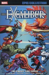 Marvel Comics's Excalibur: Epic Collection TPB # 2