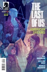 Dark Horse's The Last of Us: American Dreams Issue # 2