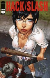 Image Comics's Hack/Slash: My First Maniac Issue # 1