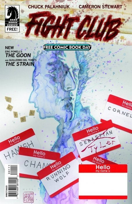TV SHOW THE STRAIN #1 Dark Horse Comic 1st Print SOLD OUT Near Mint to NM
