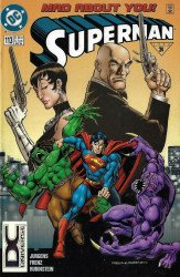 DC Comics's Superman Issue # 113b