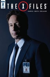 IDW Publishing's X-Files Issue # 2sub