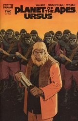 BOOM! Studios's Planet of the Apes: Ursus Issue # 2