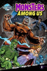 Storm Entertainment's Monsters Among Us Issue # 2