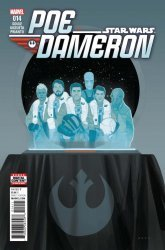 Marvel Comics's Poe Dameron Issue # 14