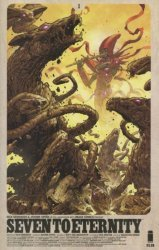 Image's Seven to Eternity Issue # 1b