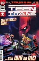 DC Comics's Teen Titans Issue # 29