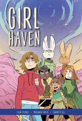 Oni Press's Girl Haven TPB # 1