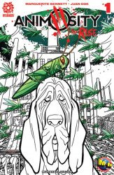 AfterShock Comics's Animosity: The Rise Issue # 1m&m-b