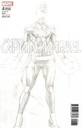 Marvel Comics's The Mighty Captain Marvel Issue # 1g