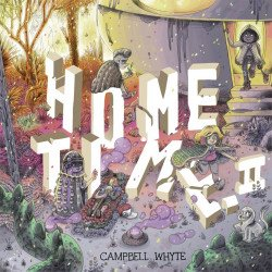 IDW Publishing's Home Time Hard Cover # 2