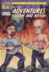 American Mule Entertainment's True Adventures of Adam and Bryon Issue # 1