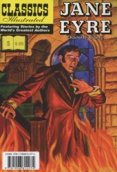 Classics Illustrated's Classics Illustrated: Jane Eyre TPB # 1