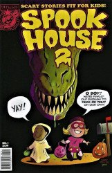 Albatross Exploding Funny Book's Spook House 2 Issue # 1b