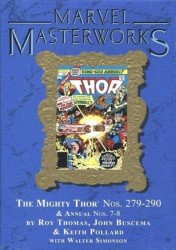 Marvel Comics's Marvel Masterworks: Mighty Thor Hard Cover # 18b
