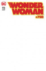 DC Comics's Wonder Woman Issue # 750j