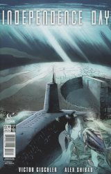 Titan Comics's Independence Day Issue # 3