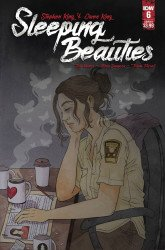 IDW Publishing's Sleeping Beauties Issue # 6b