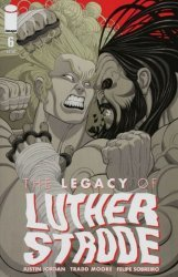 Image's Legacy of Luther Strode Issue # 6