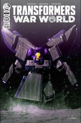 IDW Publishing's Transformers Issue # 27