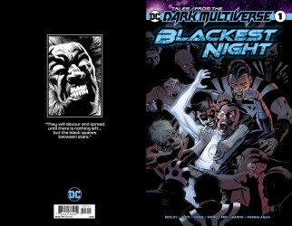 DC Comics's Tales from the Dark Multiverse: Blackest Night Issue # 1