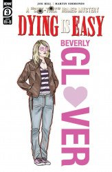 IDW Publishing's Dying is Easy Issue # 3d
