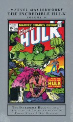 Marvel Comics's Marvel Masterworks: Incredible Hulk Hard Cover # 14