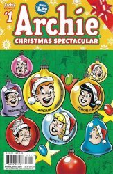 Archie Comics Group's Archie: Christmas Spectacular Issue # 1
