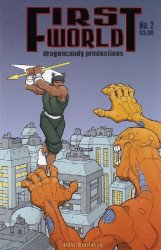 Dragon Candy Productions's First World Issue # 2