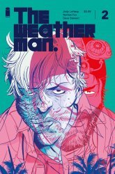 Image Comics's The Weatherman Issue # 2b
