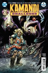 DC Comics's Kamandi Challenge Issue # 2b