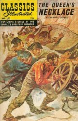 Gilberton Publications's Classics Illustrated #165: The Queen's Necklace Issue # 2
