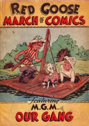 Western Printing Co.'s March of Comics Issue # 26c