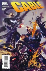 Marvel's Cable Issue # 19
