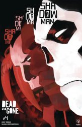 Valiant Entertainment's Shadowman Issue # 4
