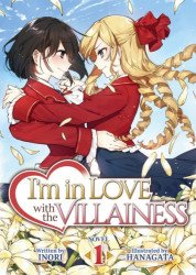 Seven Seas Entertainment's I'm in Love with the Villainess TPB # 1