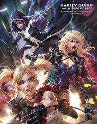 DC Black Label's Harley Quinn and the Birds of Prey Issue # 1b