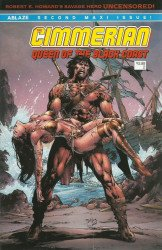 Ablaze Media's Cimmerian Queen of the Black Coast Issue # 2c