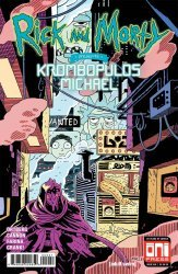 Oni Press's Rick And Morty Presents Krombopulous Issue # 1b