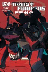 IDW Publishing's Transformers: Primacy Issue # 2sub