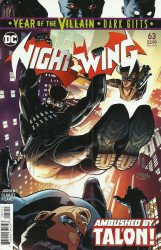 DC Comics's Nightwing Issue # 63