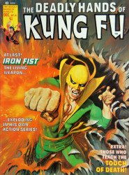 Marvel Comics's Deadly Hands of Kung Fu Issue # 19