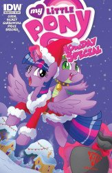 IDW Publishing's My Little Pony: Holiday Special Issue # 2015c