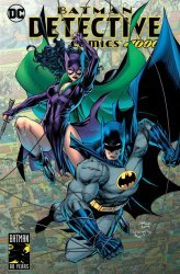 DC Comics's Detective Comics Issue # 1000lee-bedrock