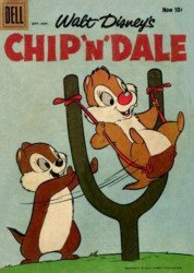 Dell Publishing Co.'s Chip 'n' Dale Issue # 15b