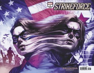 Marvel Comics's Strikeforce Issue # 1h
