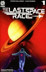 After-Shock Comics's Last Space Race Issue # 1b