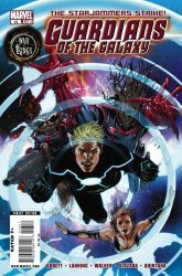 Marvel Comics's Guardians of the Galaxy Issue # 13
