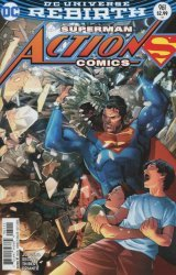 DC Comics's Action Comics Issue # 961
